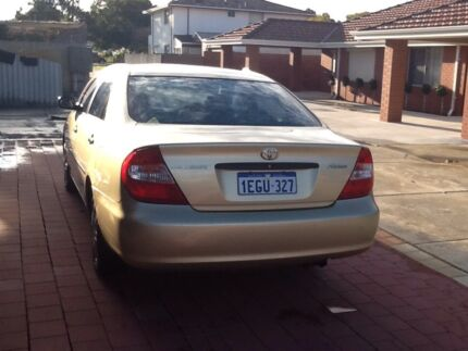 Camry for sale Cannington Canning Area Preview