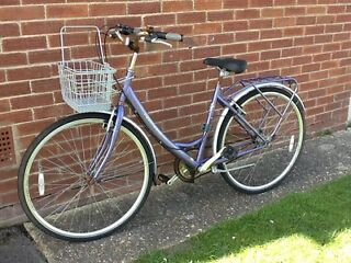 Raleigh Women's town bike