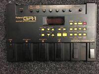 Vintage 1992 Roland GR-1 Guitar Synthesizer
