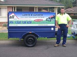Lawn Mowing Existing Franchise for Sale Cranebrook Cranebrook Penrith Area Preview