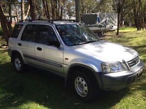 Honda CRV 1998 Seaham Port Stephens Area Preview