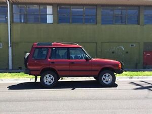 1996 Land Rover Discovery Wagon Bombala Bombala Area Preview