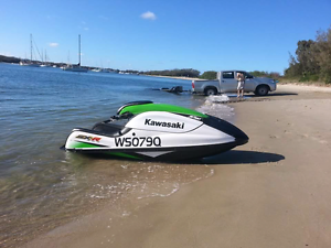 2005 Kawasaki SXR 800 stand up JetSki Forestdale Logan Area Preview