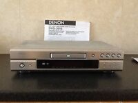 Denon 2910 DVD and CD player