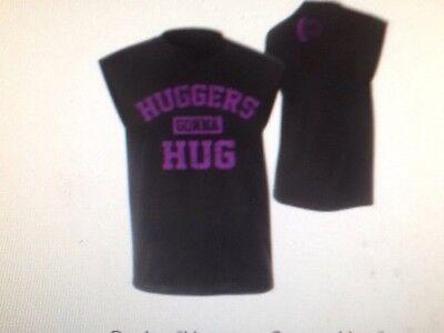 Official WWE Bayley Huggers Gonna Hug Muscle Tank Size 2XL