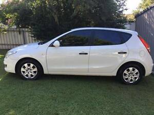 2009 Hyundai i30 Hatchback Bolwarra Maitland Area Preview