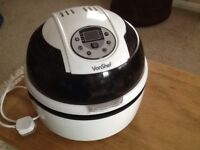 Low fat air fryer