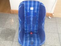 Terrific group 1 Britax Eclipse car seat for 9kg upto 18kg(9mthsbto 4yrs)is washed and cleaned