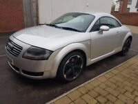2000 Audi tt 1.8t Quattro lovely car to drive very quick very comfortable mot until august 2018