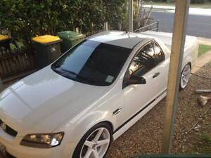 2009 Holden Commodore Ute Woody Point Redcliffe Area Preview