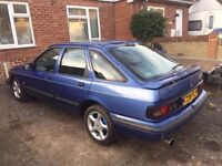 Ford Sierra breaking for spares. See advert for remaining parts.