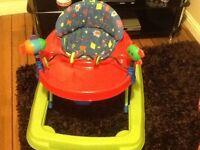 Baby walker, excellent condition