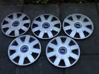 """Ford Mondeo wheel trims 16"""" 16 inch"""