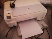 HP Photosmart C4580 printer scanner needs ink priced to sell