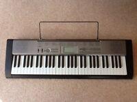 Casio Light Up Keyboard