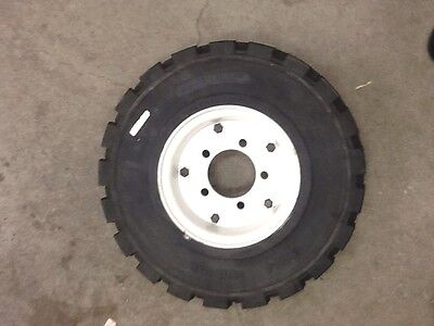 New Taylor Dunn Tire Wheel For A Forklift Ta-742-40 5 X 8