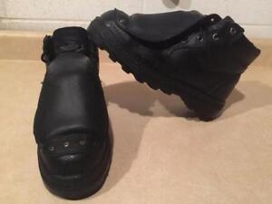 Men's Size 9 Terra Welder Steel Toe Work Boots