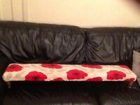 Antique footstool £25