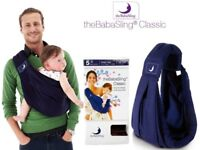 Baby Sling- Baba sling with instruction booklet