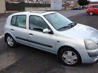 Renult Clio 1.2 2002