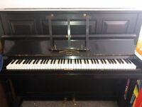 Broadway White & Co Piano