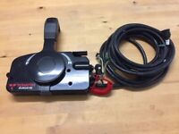 Tohatsu outboard motor boat engine remote control box for 6 8 9.8 15 18 20 25 30 40 hp