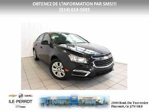 2016 Chevrolet Cruze Limited SDN LT, TURBO, TOIT OUVRANT