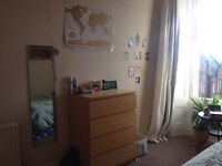 Double room to rent in three bedroom flat!!