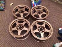 Rota Slipstream Alloy Wheels
