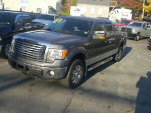 2012 Ford F-150 XLT one owner 2012 ford  f150  xlt crew cab 6...