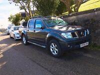 Nissan navara , pickup , 4x4 ,