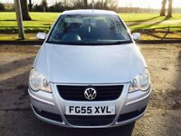 VW Polo S 1.4 Auto 2006 Facelift, Very Low Miles 40K, IDEAL FIRST CAR EXCELLENT RUNNER!!