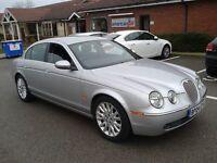 2004 Jaguar S-Type 2.7D V6