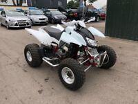 Apache rlx 450cc 2009 quadbike