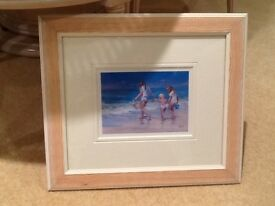 Lovely Picture, Children On The Beach, AS NEW