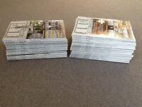 Elle Decoration Interior Magazines. 2009 - 2012