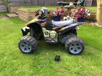Kids 12v quad bike battery powered