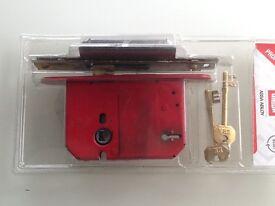 3 lever lock