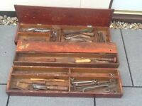 Wheelwright a tool chest