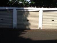 Locked garage for rent near Walton - on - thames station