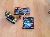 Lego Marvel Super Heroes Set (76017)