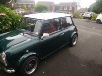 Classic Mini Mayfair 1275cc