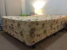 Double bed (Bodyworks Orthopaedic Mattress) Turrella Rockdale Area Preview