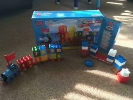 Thomas Mega Bloks
