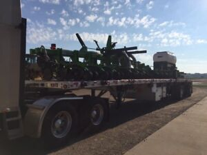 2008 Reitnouer Big Bubba Flatbed Trailer