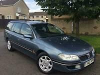 Vauxhall omega 2.5TD