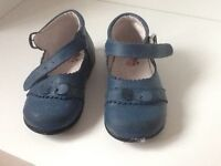 Leather Shoes for girl size 23