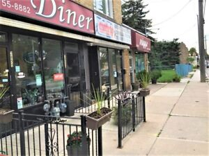 Toronto Restaurant For Sale on Busy Street-Huge Catering