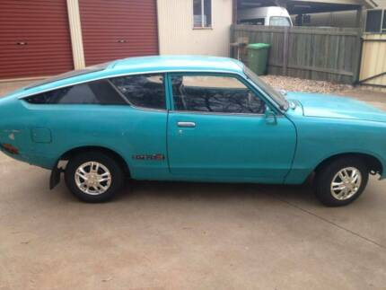 Datsun 120Y Coupe Toowoomba Toowoomba City Preview