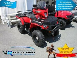 2013 Polaris Sportsman 800 EFI VTT QUAD